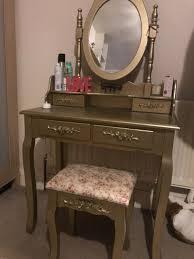 vanity mirror dressing table
