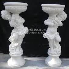 marble stone garden sculpture animal