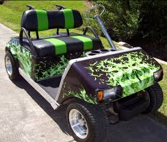 Golf Cart Wraps Archives Page 4 Of 4 Powersportswraps Com