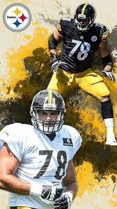 Alejandro Villanueva OT (With images) | Pittsburgh steelers ...