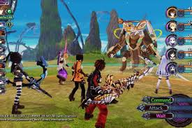 Fairy Fencer F Advent Dark Force Coming To Switch With Trailer Sirus Gaming