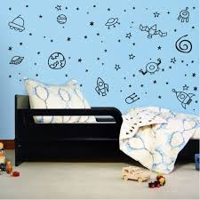 Childrens Bedroom Wall Decal Child Stickers Removable Toddler Art Uk Boy Ebay Little Vamosrayos