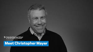 Meet Christopher Mayer - YouTube