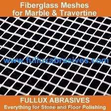 fiberglass mesh for marble backing from