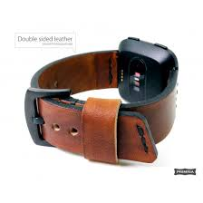 fitbit versa replacement saddle leather