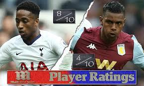 Tottenham 3-1 Aston Villa PLAYER RATINGS: Kyle Walker-Peters fills ...