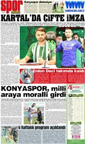 6 Ekim 2020 Yeni Meram Gazetesi - Sayfa 16 / 16 - Yeni Meram