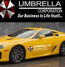 Top 10 Resident Evil Corporation Umbrella Car Stickers Brands And Get Free Shipping 7mb4benl
