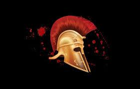 wallpaper blood helmet spartan images