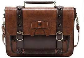 ecosusi vintage cross messenger bag