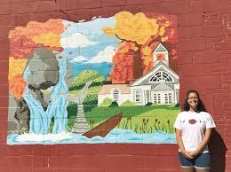 County Fare | Wall art imitating Berkshire life | The Brattleboro ...