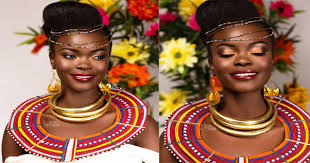 dark skin bridal makeup by joy adenuga