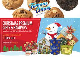 famous amos premium gift