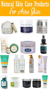 diy natural face wash for acne e