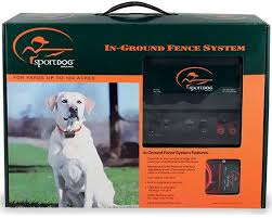 Sportdog In Ground Fence Extra Receiver Collar Fast Dogs
