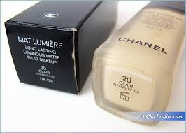 chanel mat lumiere foundation review 2
