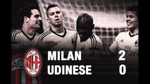 Milan-Udinese 2-0 Highlights