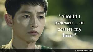descendants of the sun quotes slice of life