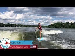 2020 Online WRS Series Event #3 - Amateur Women Skim - Ava Stewart - YouTube