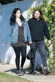 Krysten Ritter and boyfriend Adam Granduciel head to a weekend class for  new parents at Home