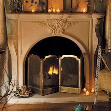 taunton cast stone fireplace mantels