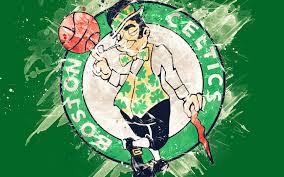 boston celtics logo 4k ultra hd
