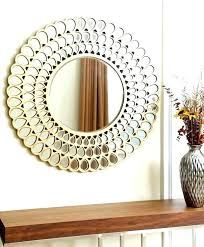 lovely circle mirror designs figures