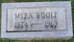 Myra Thomas Stevens Woolf (1874-1969) - Find A Grave Memorial
