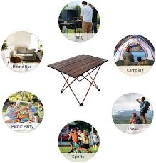 best camping table top 9 models