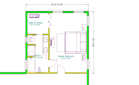 the executive master suite 400sq ft