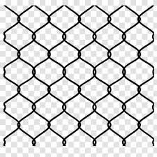 Chain Link Fencing Wire Mesh Fence Metal Rope Transparent Png