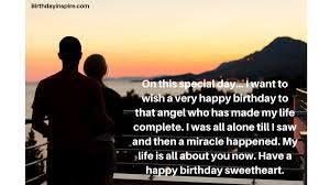 birthday wishes for girlfriend heart winning messages greetings