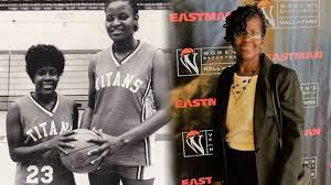 Titan Greats Coretta Daniels & Lydia Johnson Honored at Women's Basketball  Hall of Fame - University of Detroit Mercy Athletics