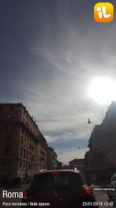 Foto meteo - Roma - Roma ore 12:42 » ILMETEO.it