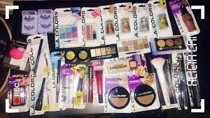 family dollar makeup haul under 50