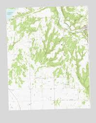 Dolores West, CO Topographic Map - TopoQuest