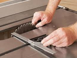 Tune Up Your Tablesaw