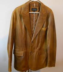 pelle studio soft tan leather jacket