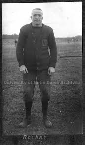 Rockne Joins The Team // Moments // 125 Football // University of Notre Dame