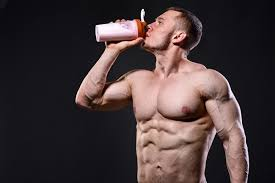 whey protein shake for muscle gain