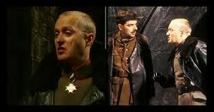 Ade Edmondson as the Red Baron von Richthoven