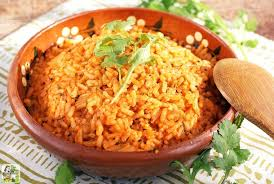 easy mexican rice recipe this mama