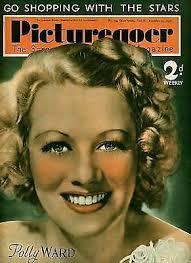 PG394 PICTUREGOER 1938 Polly Ward Douglas Fairbanks Jr. UK MAGAZINE | eBay