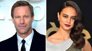 MN News : Aaron Eckhart, Courtney Eaton to Star in Real-Time ...