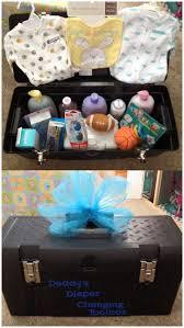 diy baby shower gift basket