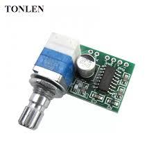 tonlen tdath digital audio amplifier board high power dual