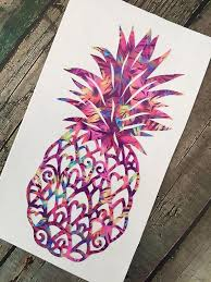 Hey I Found This Really Awesome Etsy Listing At Https Www Etsy Com Listing 556760175 Pineapple Yeti Decal Pin Pineapple Monogram Yeti Decals Laptop Monogram