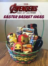 avengers easter basket ideas for s
