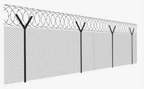 Barbed Wire Chain Link Transparent Background Barbed Wire Fence Png Png Download Transparent Png Image Pngitem