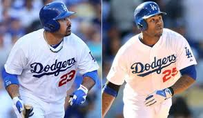 Dodgers' Adrian Gonzalez and Carl Crawford still on menu in Boston ...